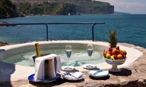 Capo la Gala , Coasta Amalfi, Italia
