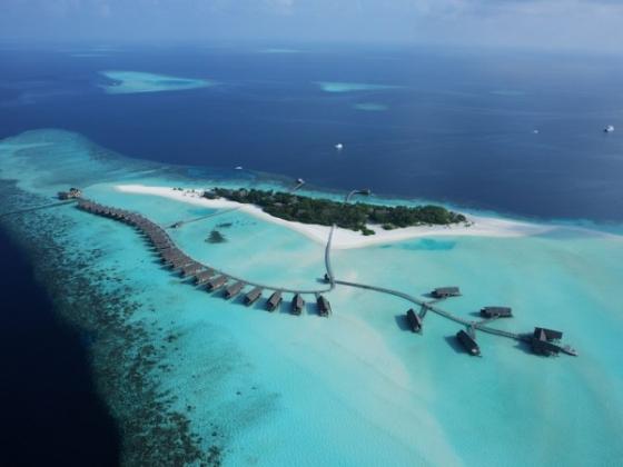Insula Cocoa, perla din Maldive