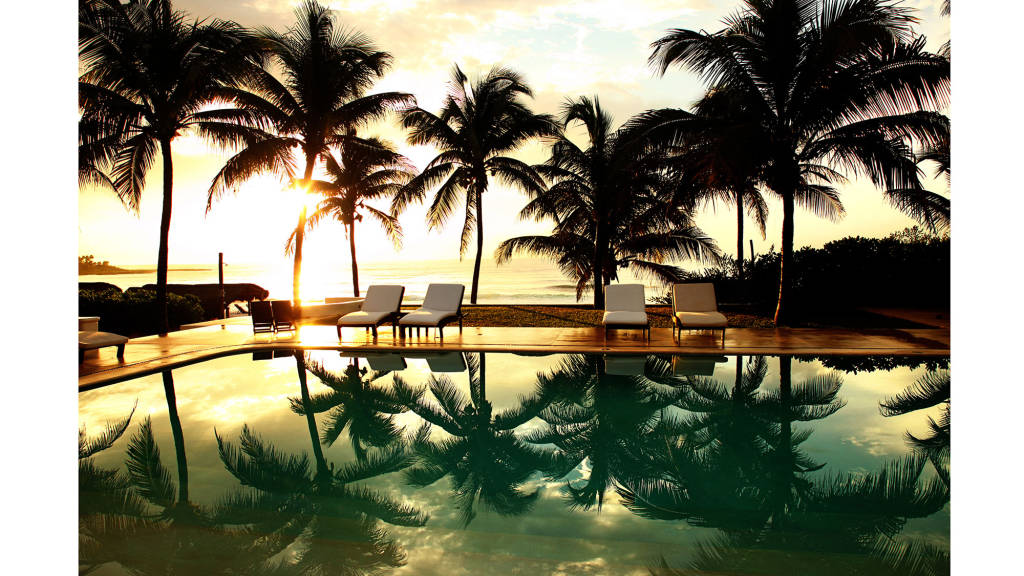 Hotel Esencia, Riviera Maya, Mexic
