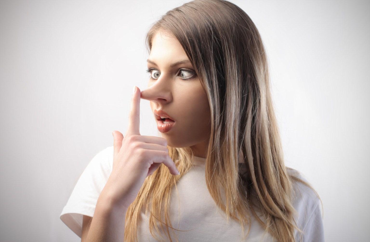 Minciuni: femei vs barbati!